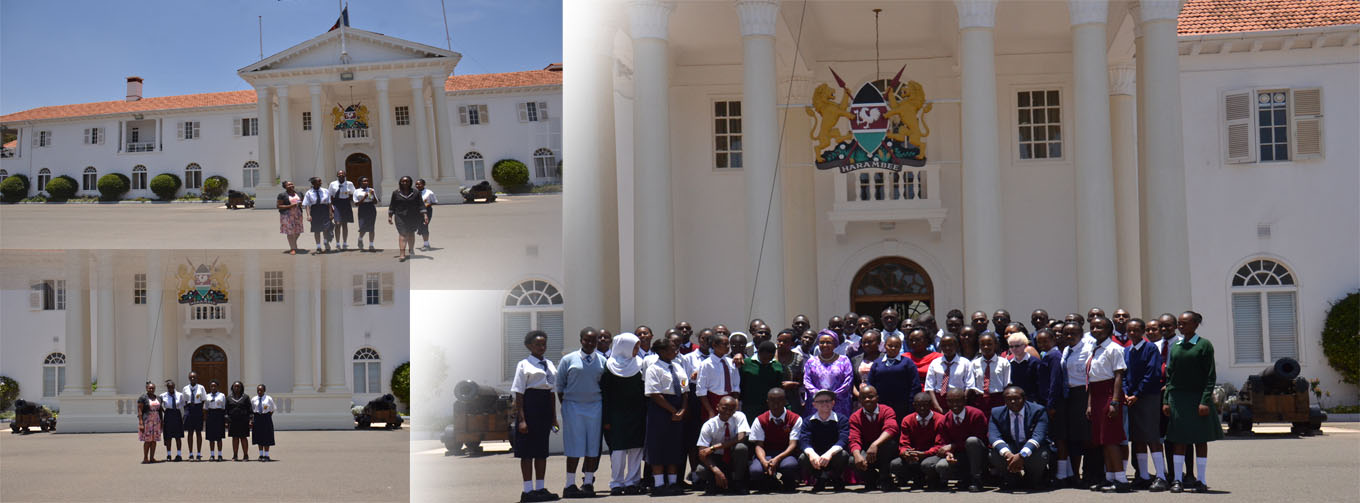 State House Visit